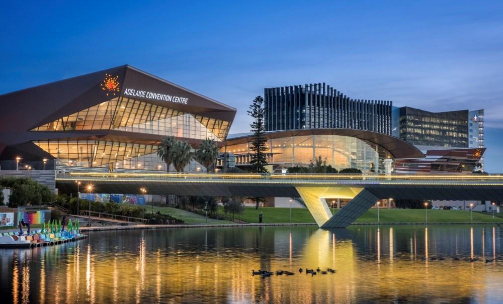 El Adelaide Convention Centre garantiza a sus usuarios las mejores experiencias visuales con el nuevo Christie Spyder X80