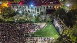 El proyector de láser puro Christie CP4325-RGB protagoniza la exhibición en México de 'Roma', de Alfonso Cuarón