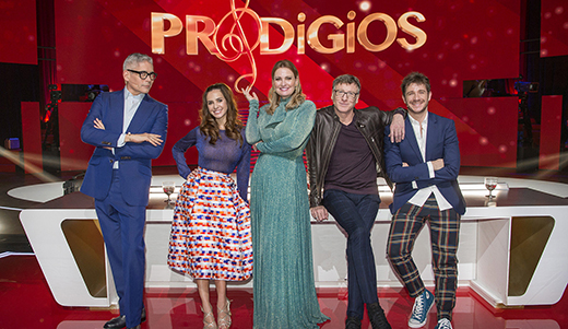 """ESTRENAMOS EN TVE """"PRODIGIOS"""" : TALENTO INFANTIL"""