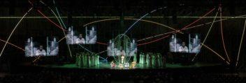 Christie coprotagoniza junto a la Orquesta Nacional Holandesa de Ámsterdam las 15 horas de representación del ciclo aus LICHT