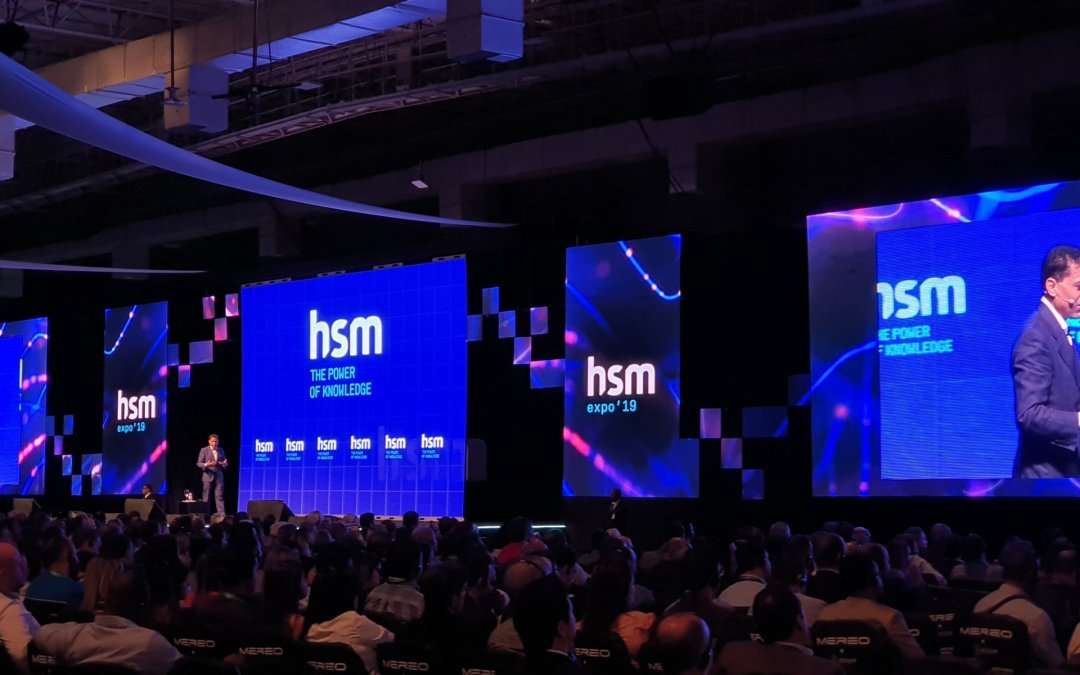 El procesador Christie Spyder X80 deja su huella en HSM Expo, el mayor evento de negocios de Brasil