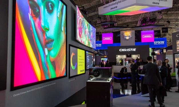 Christie marca un hito en ISE 2020 con sus herramientas de tecnología integrada