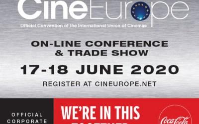Christie codo con codo con sus partners en CineEurope