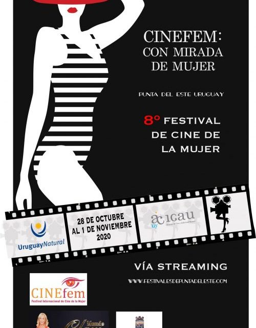 Regresa Cinefem a Punta del Este (Uruguay)
