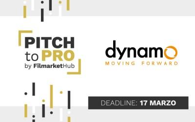 Filmarket Hub y Dynamo abren una convocatoria internacional para proyectos de series y películas