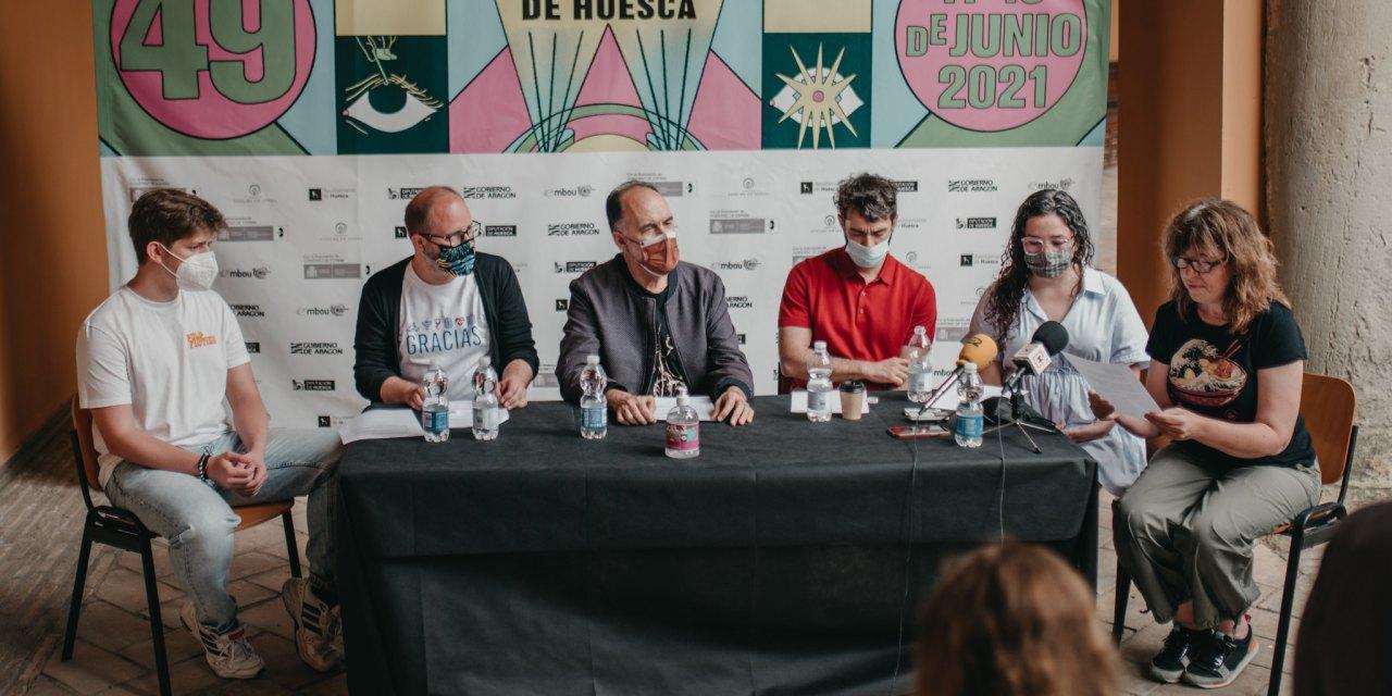 PALMARÉS DEL 49º FESTIVAL INTERNACIONAL DE CINE DE HUESCA