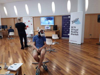 La 5ª edición del Mercado 360º de Realidad Virtual y Realidad Aumentada vuelve a la presencialidad