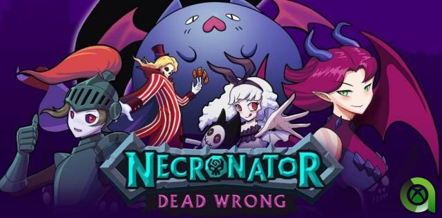 Necronator Dead Wrong