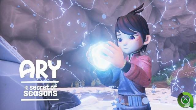 Ary and the Secrets of the Seasons