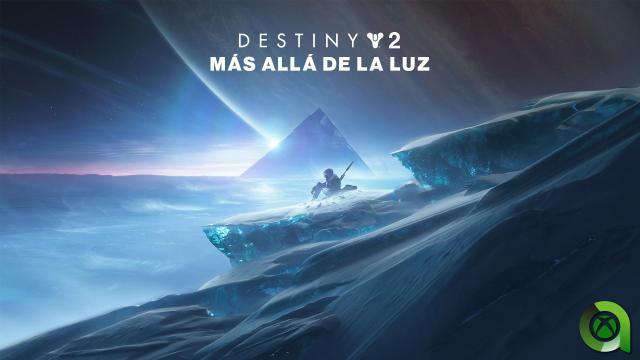 Destiny 2: Mas allá de la Luz