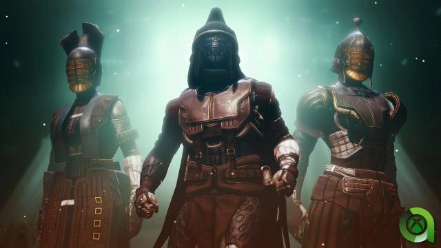 Destiny 2 area xbox