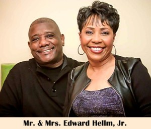 Mr. & Mrs. Edward Hellm, Jr.