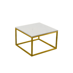 mallorca marble side table