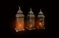 Large Brass Arabic Lamp available for rent or sale in ...