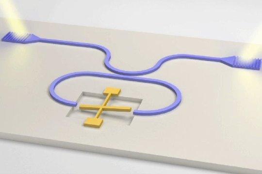 optomechanical nanosensor