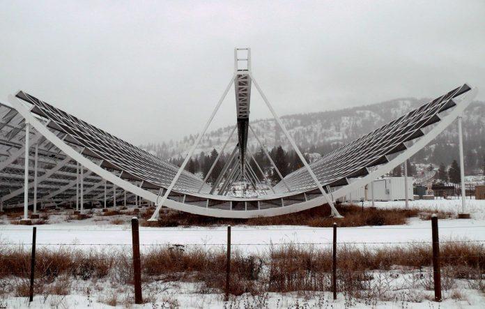 CHIME New Telescope