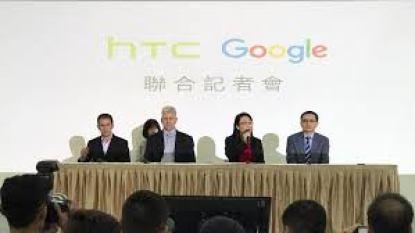 Google to buy HTC smartphone team for $1.1 billion