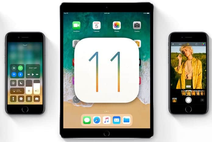 Apple's iOS 11 features