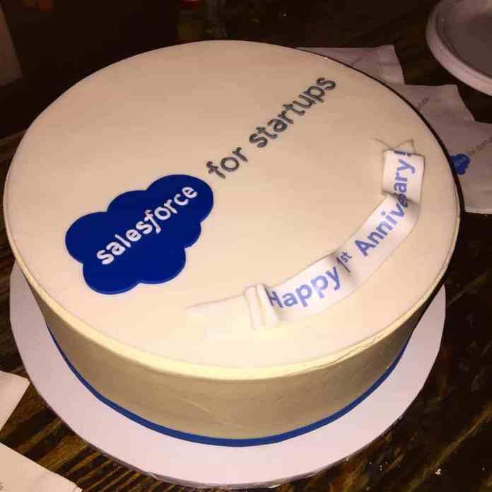 Salesforce Einstein celebrates
