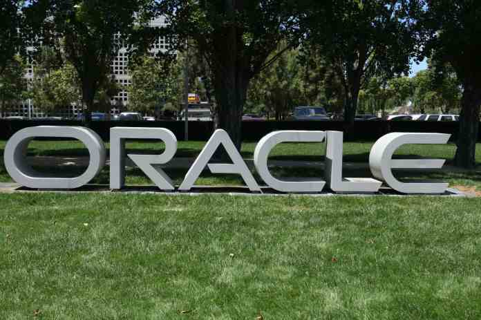 Oracle's new database