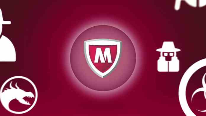 McAfee new endpoint and cloud solutions