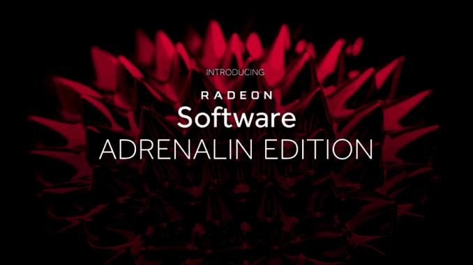 Spinonews.com Adrenalin edition : AMD annual Radeon Software update