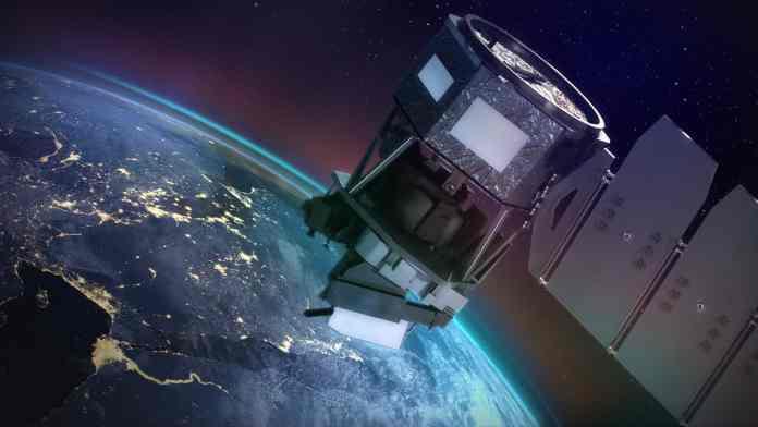 spinonews NASA GOLD mission