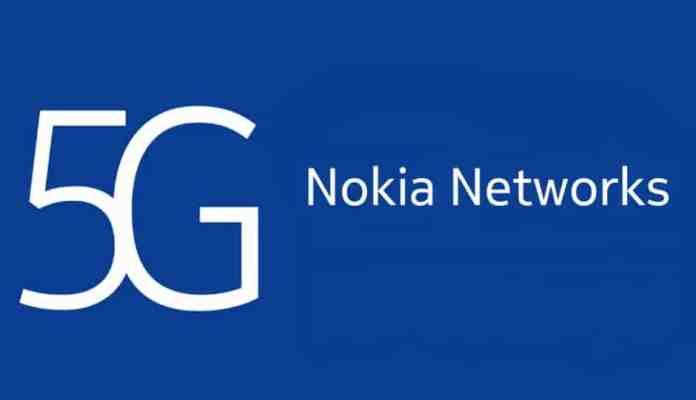 spinonews Nokia unveils 5G Future X network