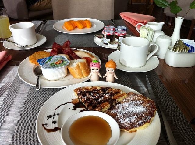 spinonews Breakfast tips