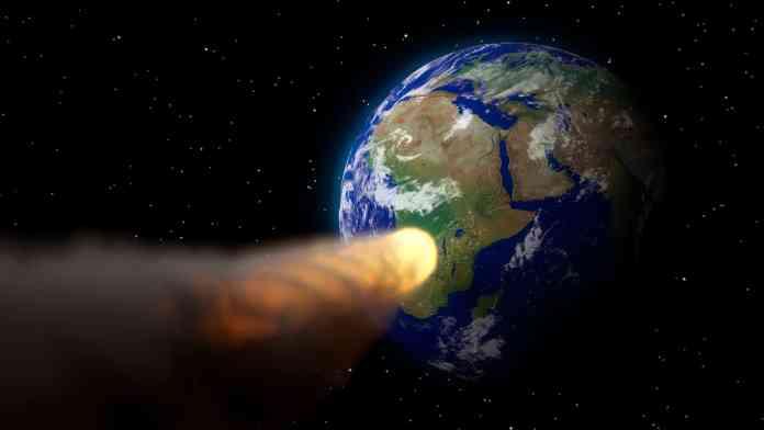 spinonews asteroid 2018 du