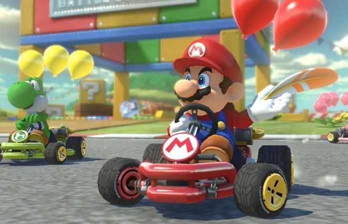 spinonews Nintendo Mario Kart Tour