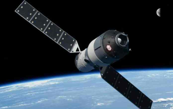 china's first space station