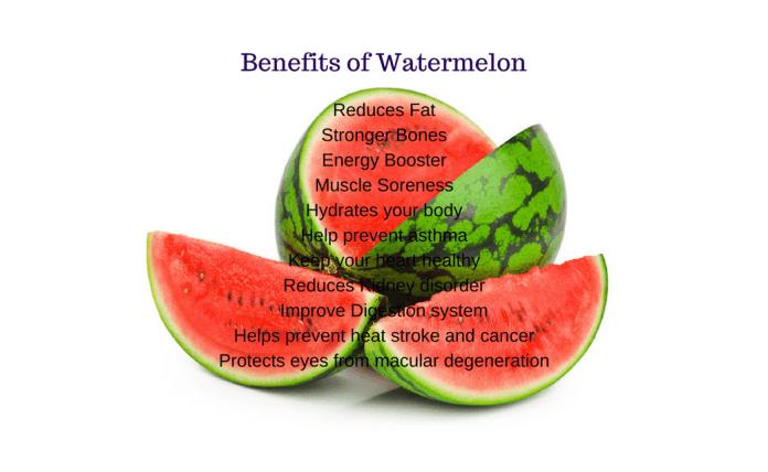 spinonews Watermelon in Summer
