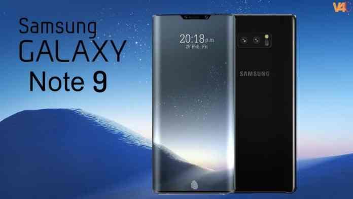 spinonews Samsung Note 9
