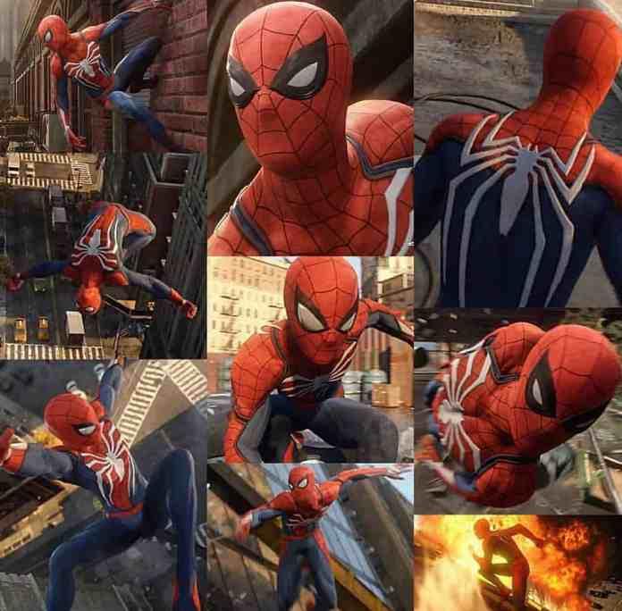 spinonews Marvel's Spider-Man PS4
