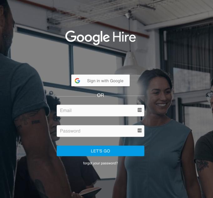 spinonews Google's Hire app