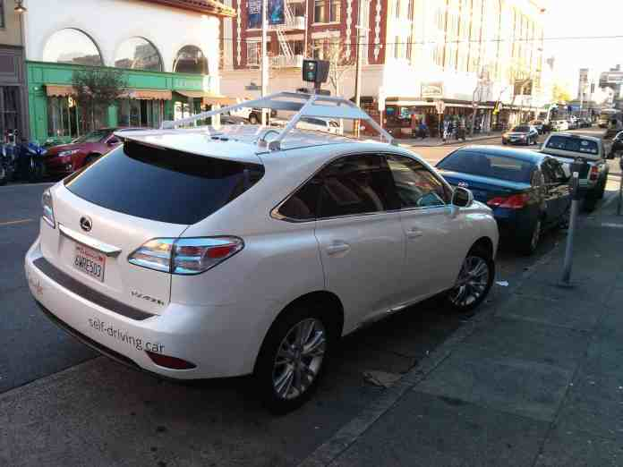 spinonews self-driving cars