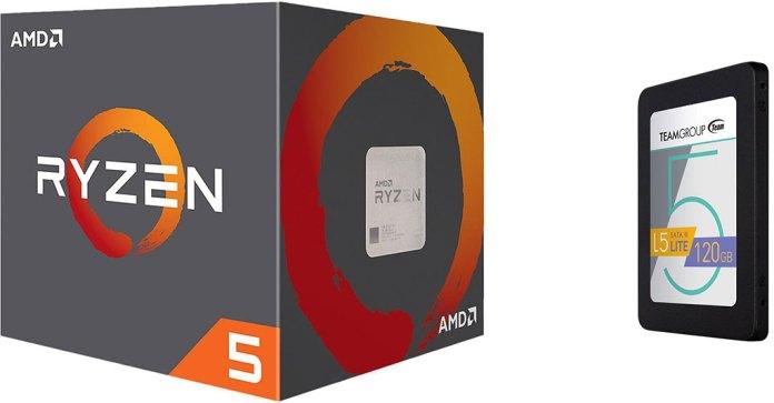 spinonews AMD Ryzen 5 2600