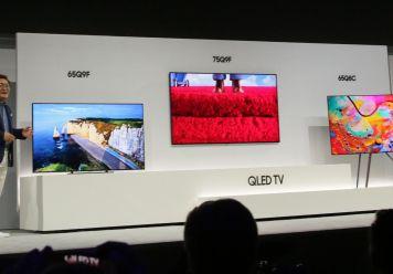 2018 QLED TVs
