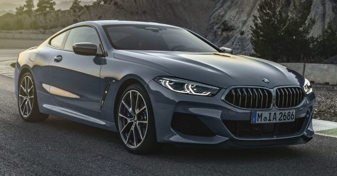 spinonews BMW 8-Series coupe