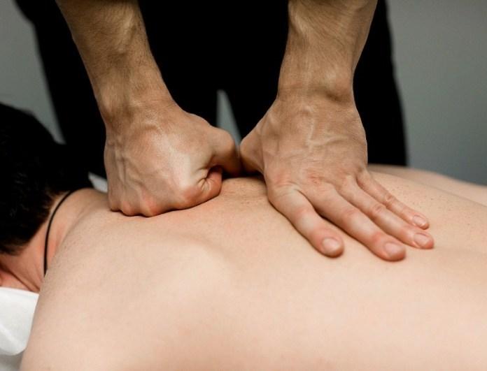 spinonews Deep tissue massage