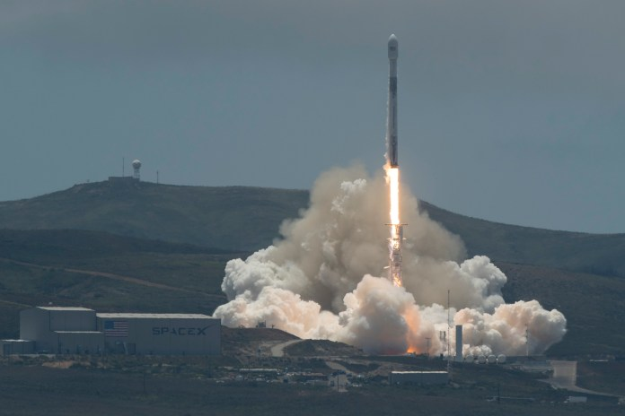 spinonews Space X rockets