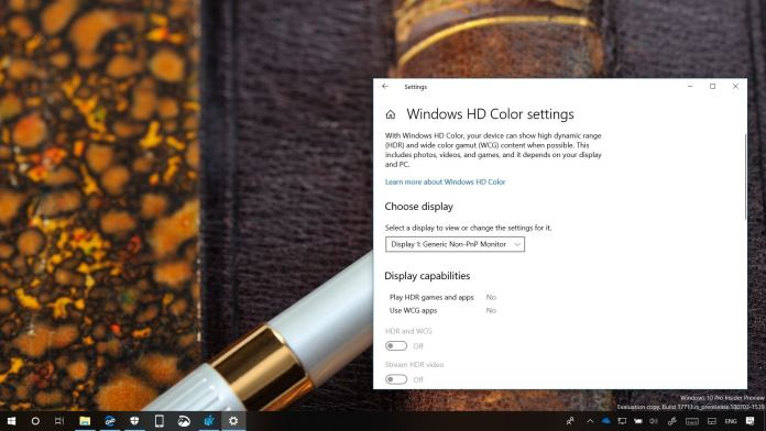 Windows 10 Insider Preview Build 17711
