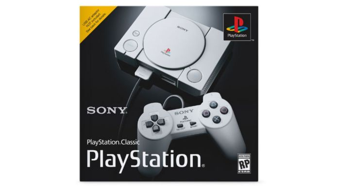 areflect Sony Play Station