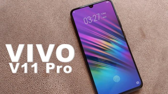 areflect vivo v11 pro