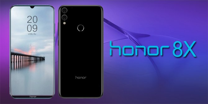 areflect Honor 8X