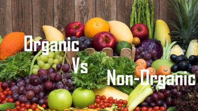 areflect Organic food
