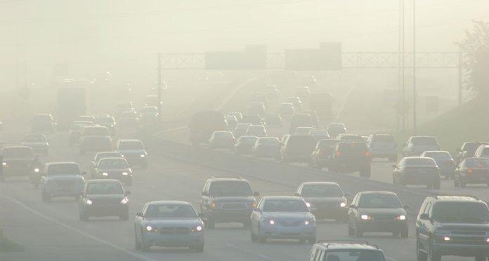 areflect Smog