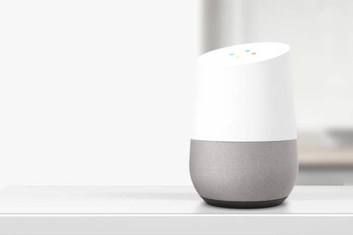 areflect Google Home