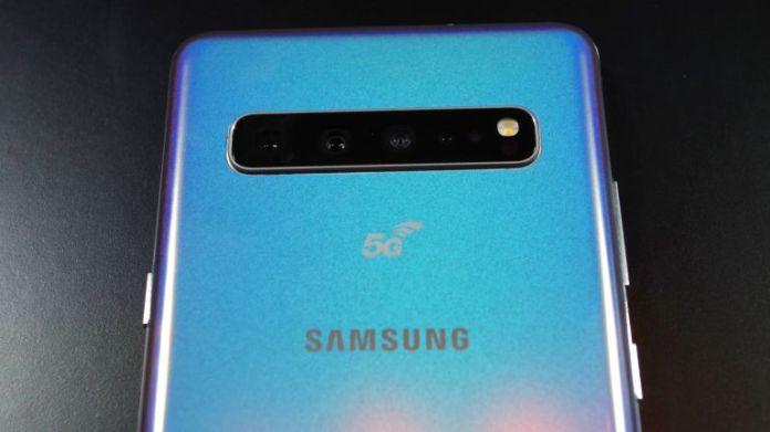 areflect Samsung Galaxy S10 5G